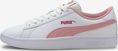 PUMA Sneaker 'Smash v2 Youth' in rosa / weiß, Produktansicht