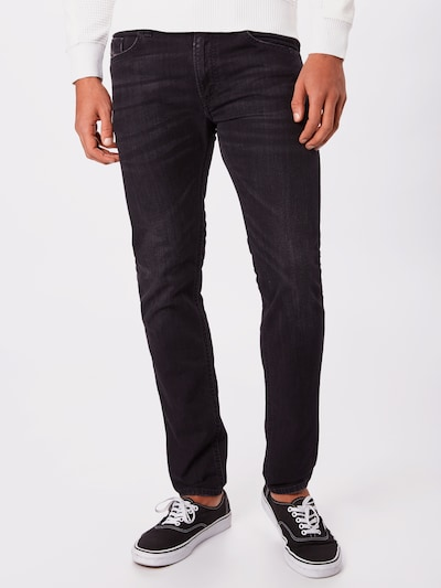 DIESEL Jeans 'Thommer' in schwarz, Modelansicht