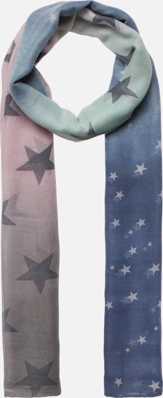 CODELLO Ombré-Schal mit Sternchen-Muster