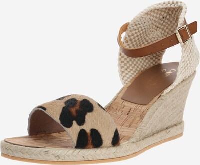 Carvela by Kurt Geiger Páskové sandály 'STELLA' - béžová / hnědá, Produkt