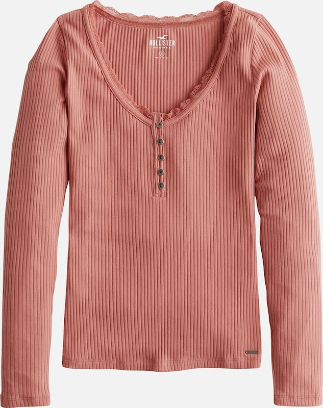 HOLLISTER Shirt in de kleur Rosa, Productweergave