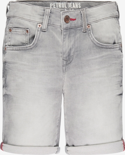 Petrol Industries Jeans-Shorts in grau, Produktansicht