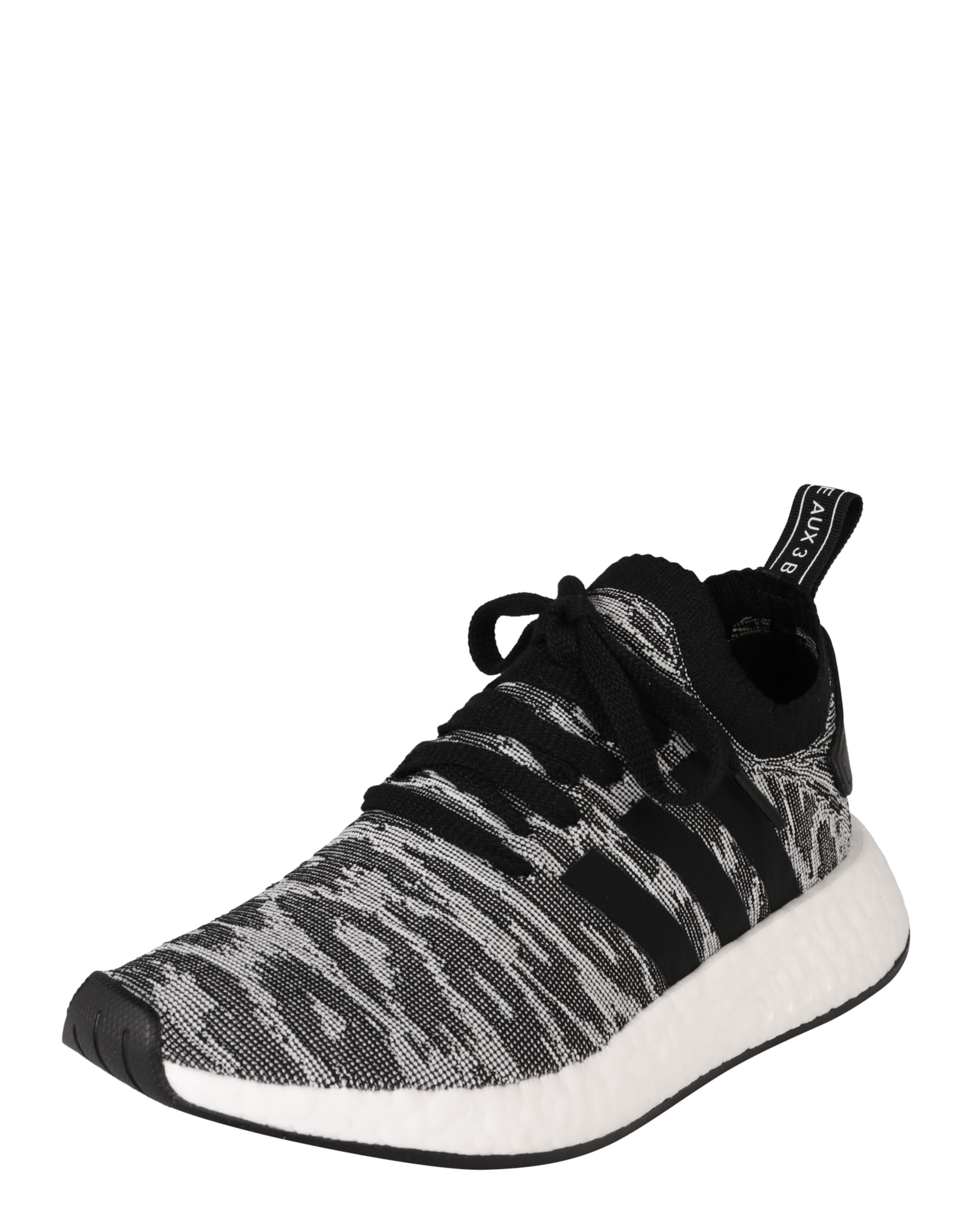 Pk' Sneaker 'nmd In GrauSchwarz R2 Adidas Originals SUpVqzM