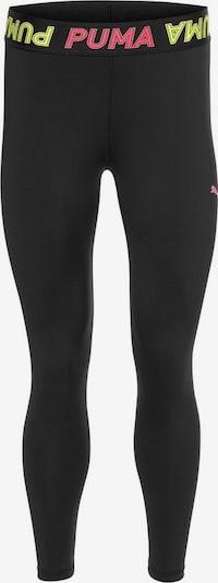 Sportinės kelnės iš PUMA , spalva - neoninė geltona / neoninė rožinė / juoda, Prekių apžvalga