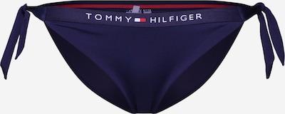 Slip costum de baie 'CHEEKY SIDE TIE' Tommy Hilfiger Underwear pe bleumarin / roșu / alb, Vizualizare produs