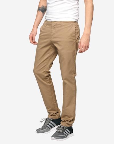 Carhartt WIP Chino Pants 'Sid' in Brown, View model