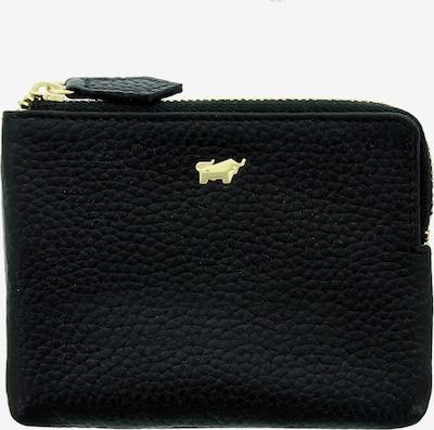Braun Büffel Schlüsseletui 'Ascoli' in schwarz, Produktansicht
