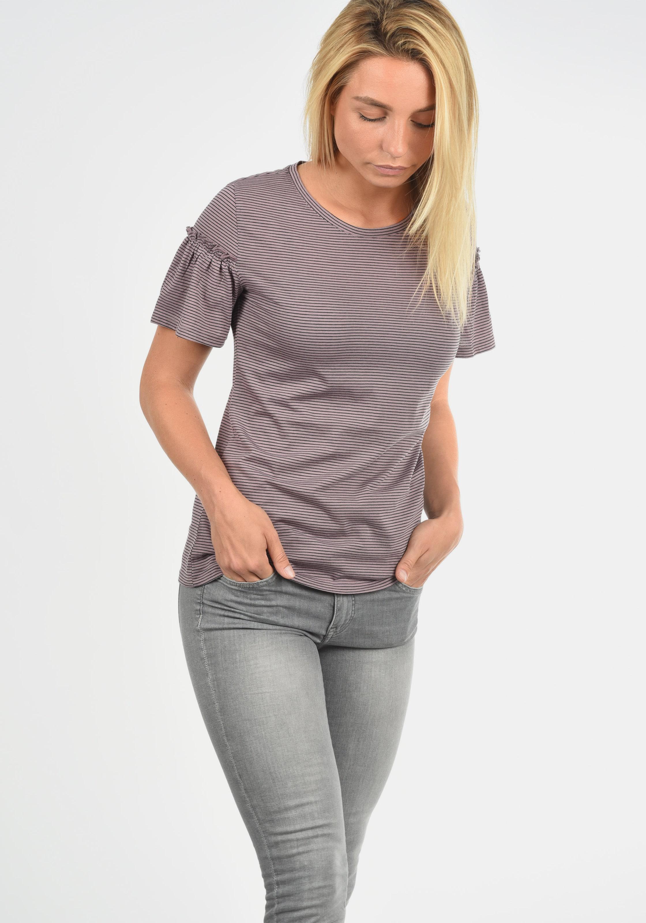 T 'linn' Jacqueline De Yong shirt In Braun JTF1lKcu35