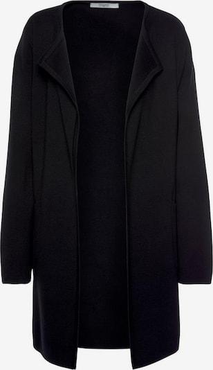 Tom Tailor Polo Team Strickjacke in schwarz, Produktansicht