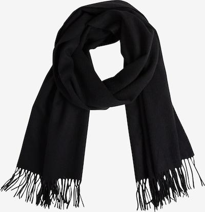 EDITED Schal 'Esma' in schwarz, Produktansicht
