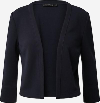 OPUS Blazer 'Jaymie ROS' in nachtblau, Produktansicht