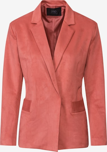 Pop Copenhagen Blazer 'Peach Skin Power Blazer' in orange, Produktansicht