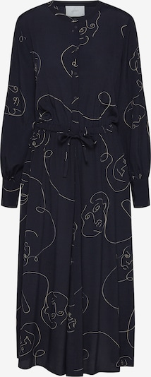 JUST FEMALE Sukienka koszulowa 'Quinn' w kolorze czarnym, Podgląd produktu