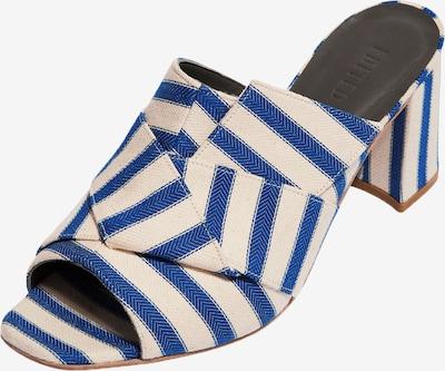 kék / fehér EDITED Papucs 'Elle', Termék nézet