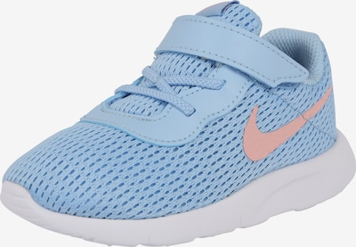 Nike Sportswear Sneaker 'Tanjun' in blau / koralle / weiß, Produktansicht