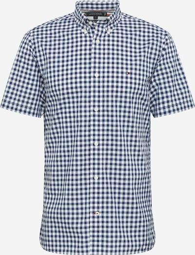 TOMMY HILFIGER Overhemd in de kleur Blauw / Wit, Productweergave