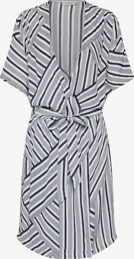 SOAKED IN LUXURY Sukienka w kolorze kobalt niebieski / białym: Widok z przodu