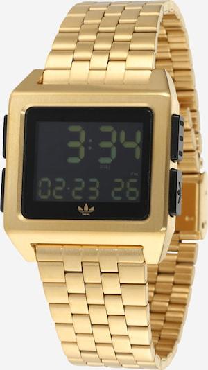 ADIDAS ORIGINALS Armbanduhr 'Archive_M1' in gold, Produktansicht