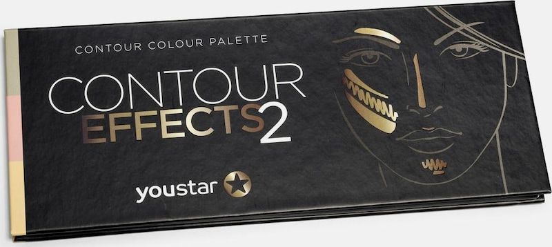 youstar 'Contour Effects 2', Contour-Palette