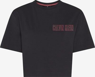 Calvin Klein Performance Shirt in schwarz, Produktansicht