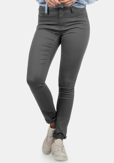 DESIRES Skinny-fit-Jeans 'Lala' in grau, Produktansicht