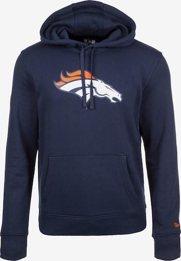 NEW ERA Sweatshirt 'NFL Denver Broncos' in navy: Frontalansicht