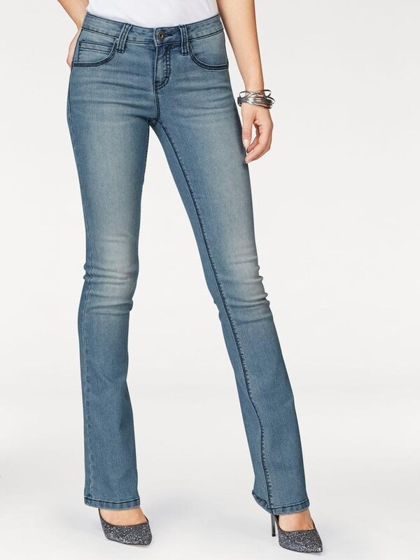 Bootcut Jeans 'Shaping'