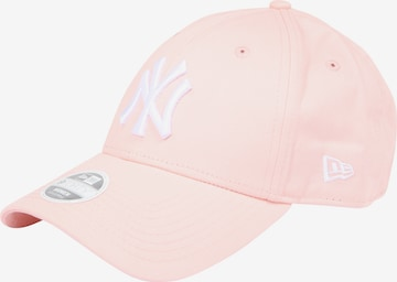 NEW ERA Cap 'LEAGUE ESSENTIAL WMN NEYYAN PLM' in Pink