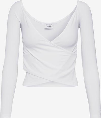 NA-KD Koszulka 'NA-KD x Pamela Reif' w kolorze białym, Podgląd produktu