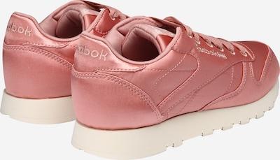 Reebok Classic Sneaker in rosa: Rückansicht