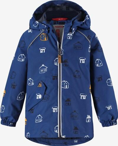 Reima Outdoorjacke 'Tontti' in blau, Produktansicht