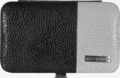 WINDROSE Maniküre-Set in grau / schwarz, Produktansicht