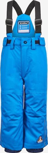 KILLTEC Skihose 'Jordiny' in royalblau / schwarz, Produktansicht
