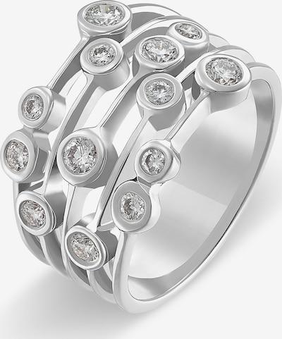 CHRIST Ring in silber, Produktansicht