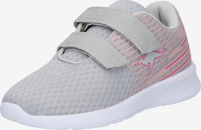 KangaROOS Sneaker 'KF Act V' in grau / rosa, Produktansicht