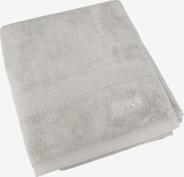 BOSS Home Towel 'Loft' in Grey