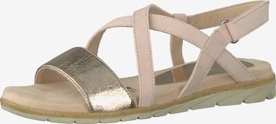 TAMARIS Sandale in rosa, Produktansicht