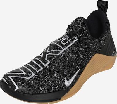 NIKE Sport-Schuh in hellbraun / schwarz / weiß, Produktansicht