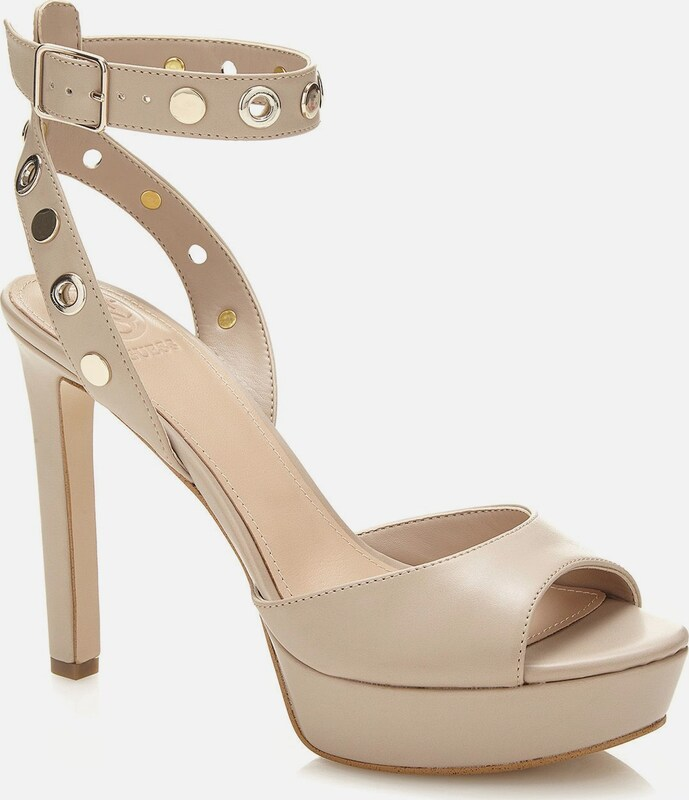 Haltbare Mode billige Schuhe GUESS | SANDALETTE 'CATORYA' 'CATORYA' 'CATORYA' Schuhe Gut getragene Schuhe 05426e