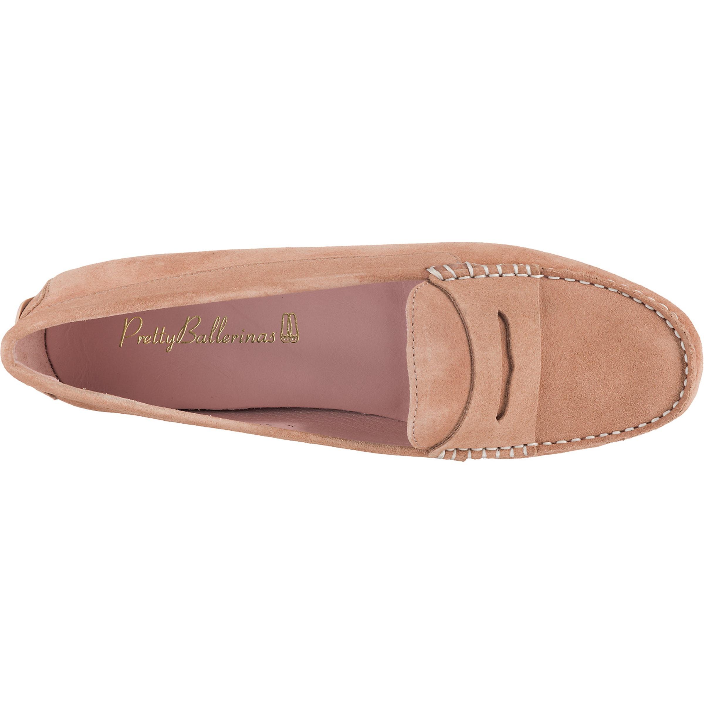 In Pretty Pretty Loafers Ballerinas Hellbraun NXOPnk08w