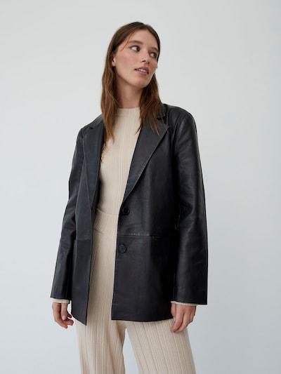 LeGer by Lena Gercke Blazer 'Jona' | črna barva, Prikaz modela