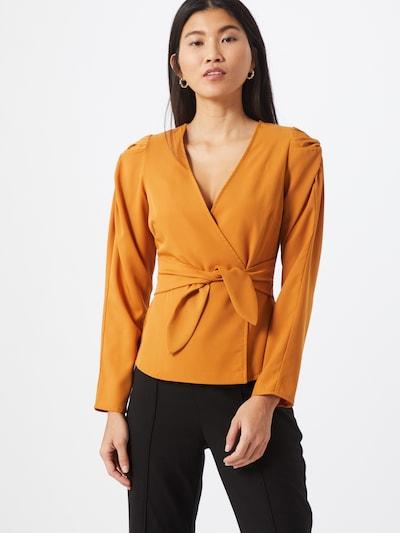 sárga Fashion Union Blúz, Modell nézet