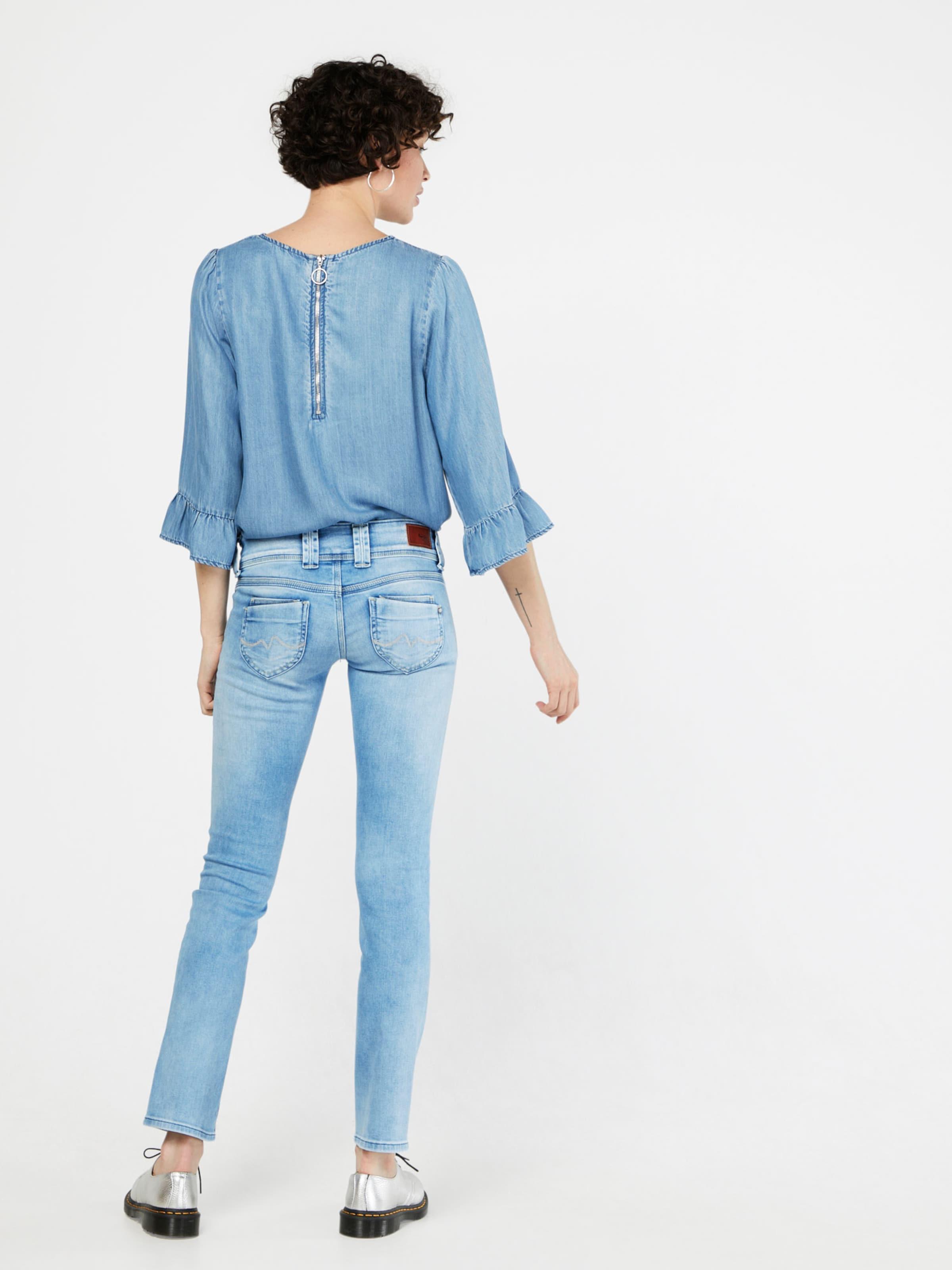 Pepe Jeans 'Venus' Straight Leg Jeans Sneakernews Günstig Online Factory Outlet Günstig Online Fälschung Günstiger Preis Neue Ankunft Zum Verkauf Nd8EM