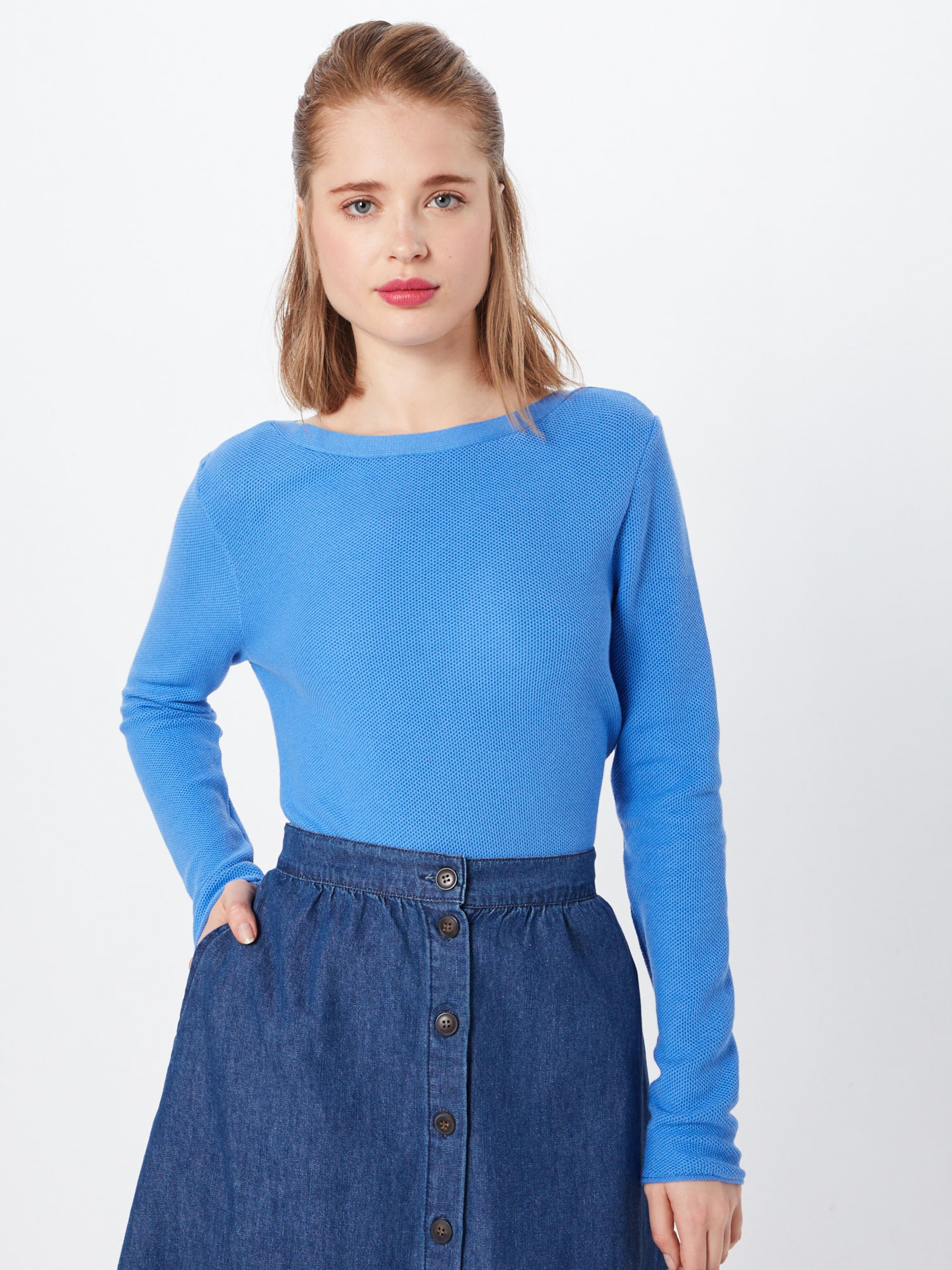 Pullover Street Pullover Blau In One Street One hQtdCxrs