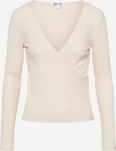 ABOUT YOU Shirt 'Kimberly' in creme, Produktansicht