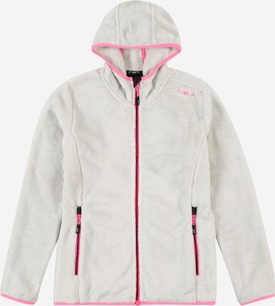CMP Tehnička flis jakna u roza / bijela, Pregled proizvoda