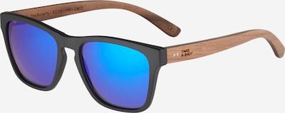 Ochelari de soare TAKE A SHOT pe maro, Vizualizare produs