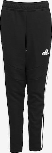 ADIDAS PERFORMANCE Trainingshose 'Tiro 19 FT' in schwarz / weiß, Produktansicht