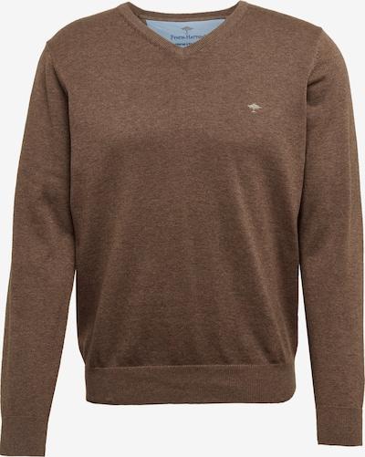 FYNCH-HATTON Pullover in dunkelbraun, Produktansicht