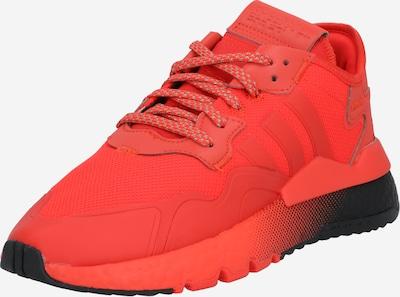 ADIDAS ORIGINALS Sneaker 'Nite Jogger' in rot / hellrot / schwarz, Produktansicht